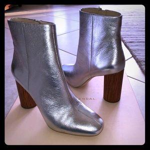 Loeffler Randall Wilder Leather booties